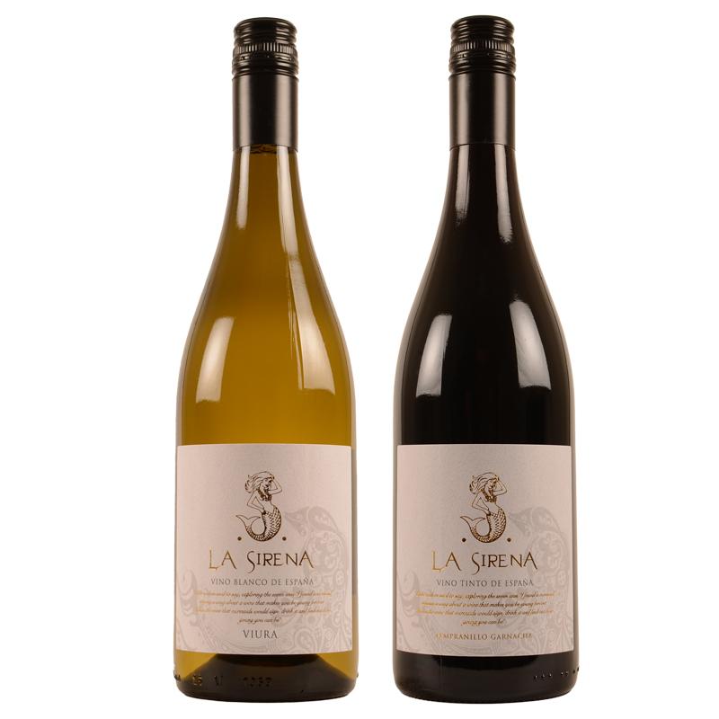 La Sirena wines