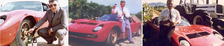 Lamborghini wijn wijnen wijnboxen Italiaans