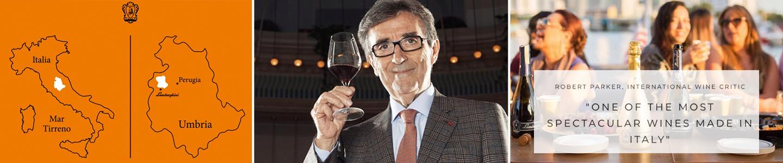 Lamborghini wijnen wijnpakket wijnbox Italiaans