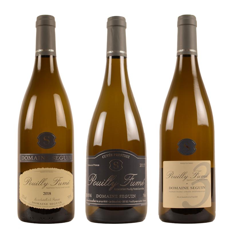 Domaine Seguin wines Poully Fumé