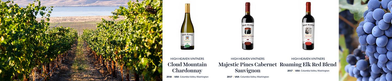 High Heaven Vintners Wines