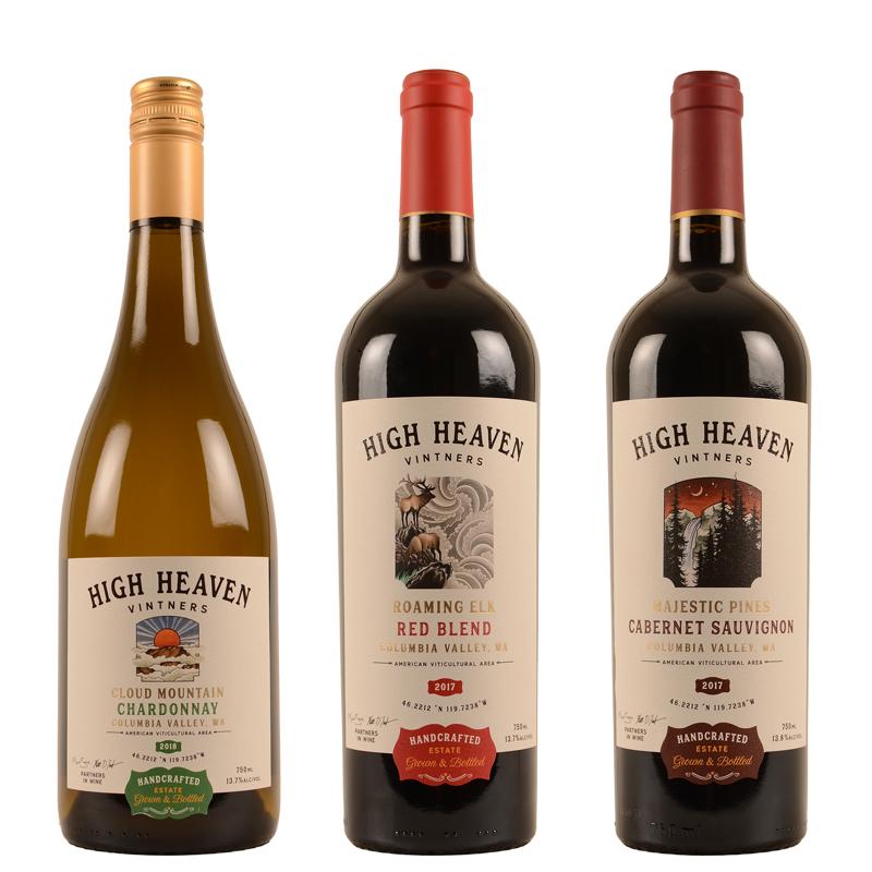 High Heaven Vintners wijnen