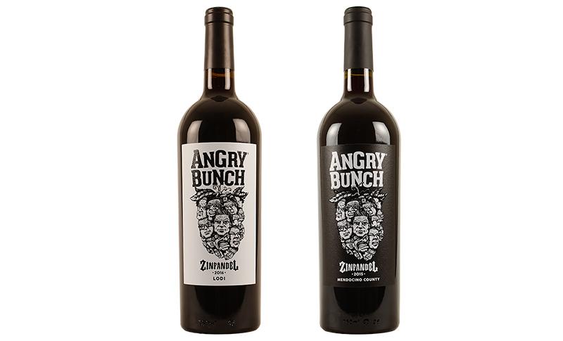 Angry Bunch wijnen