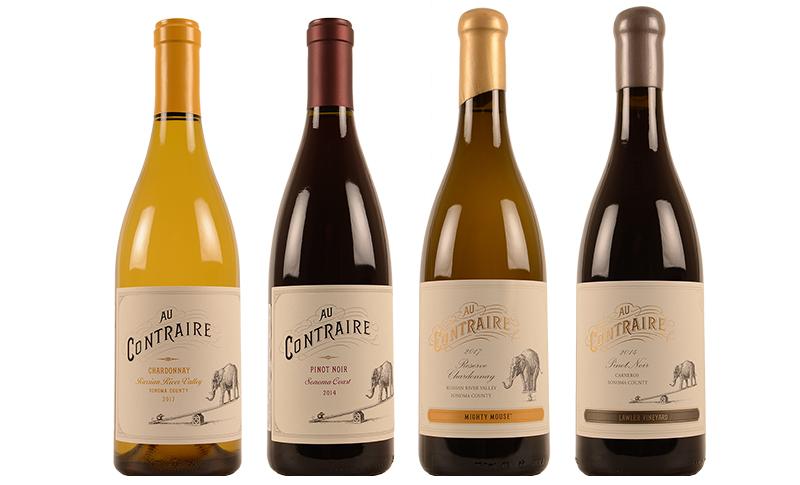 Au contraire wijnen