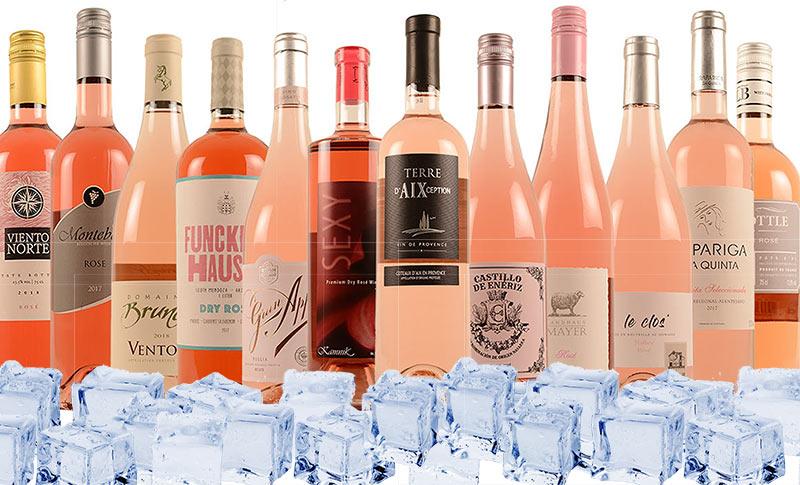 Verfrissende rosé wijnen Het Wijnhuis