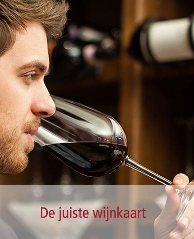 De juiste wijnkaart
