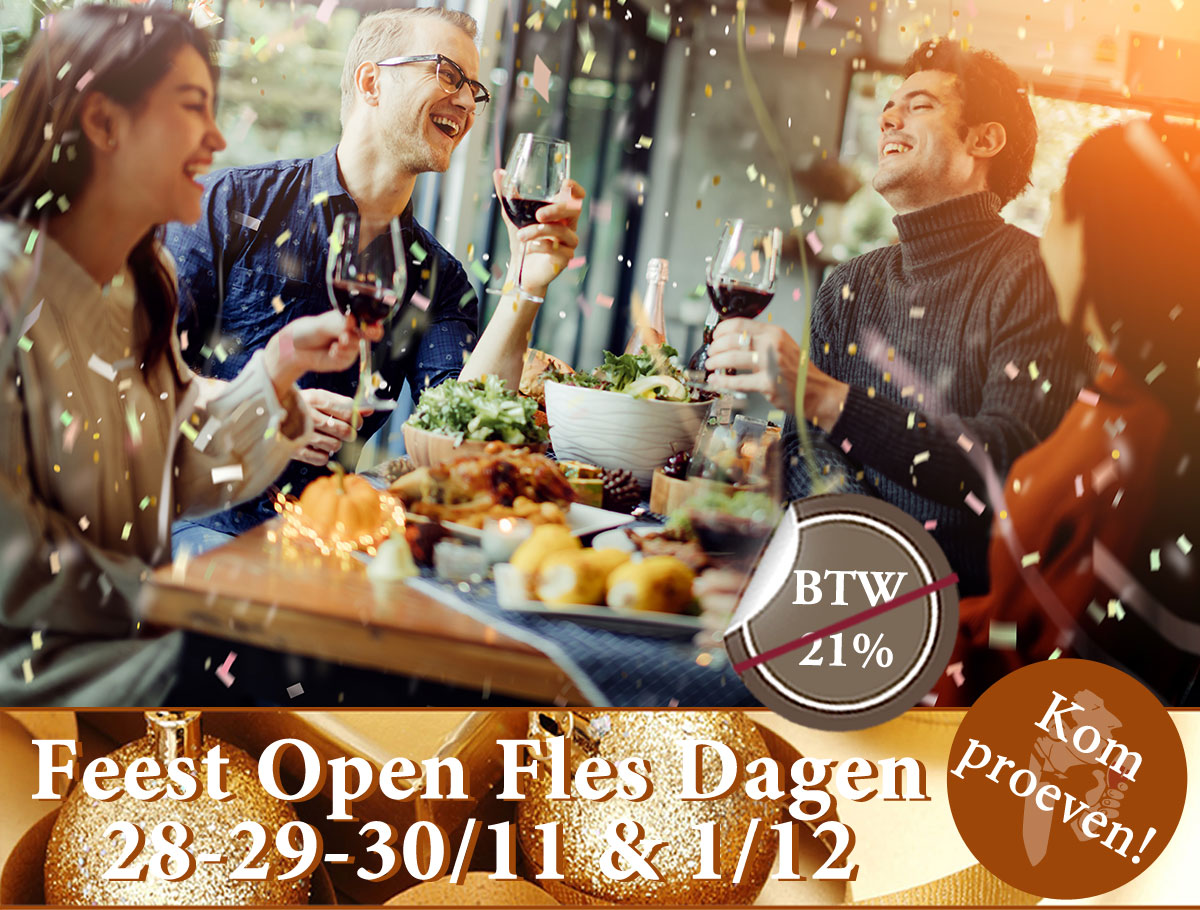 Feest Open Fles Dagen