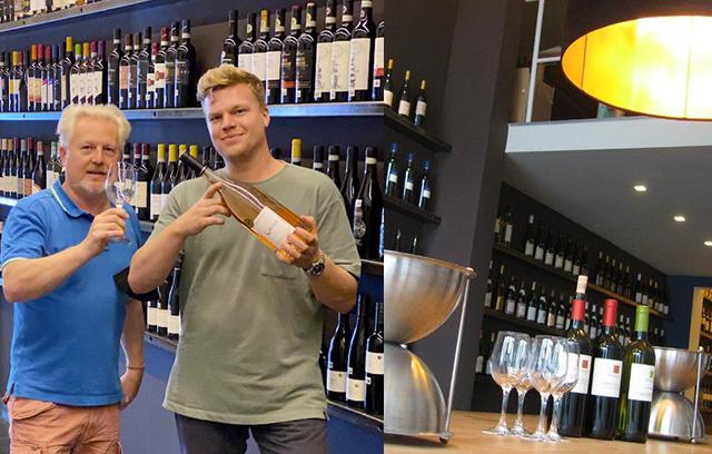 kom proeven wijnproeverij Het Wijnhuis Antwerpen promo korting -21%