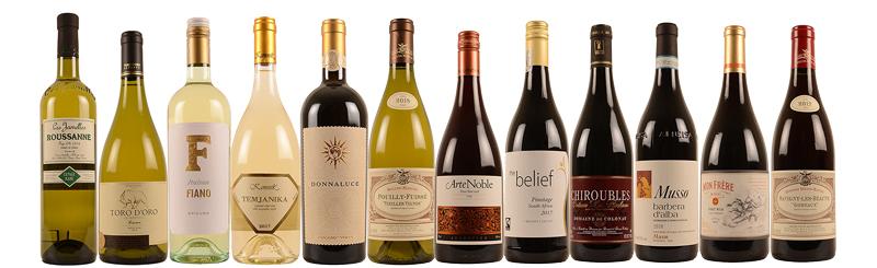Fazant wijnen gerecht rood wit
