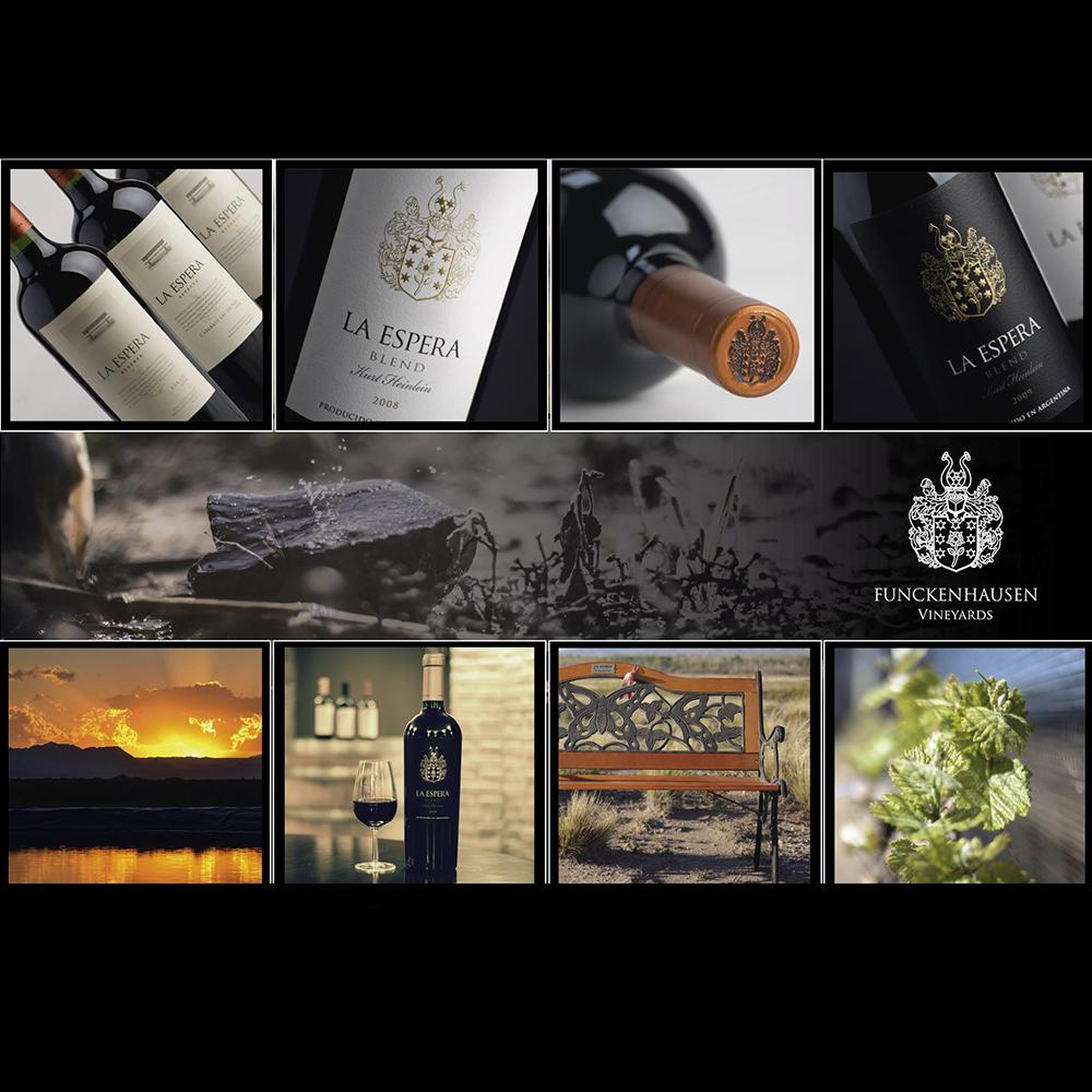 Promo Funckenhausen Argentinië wijn