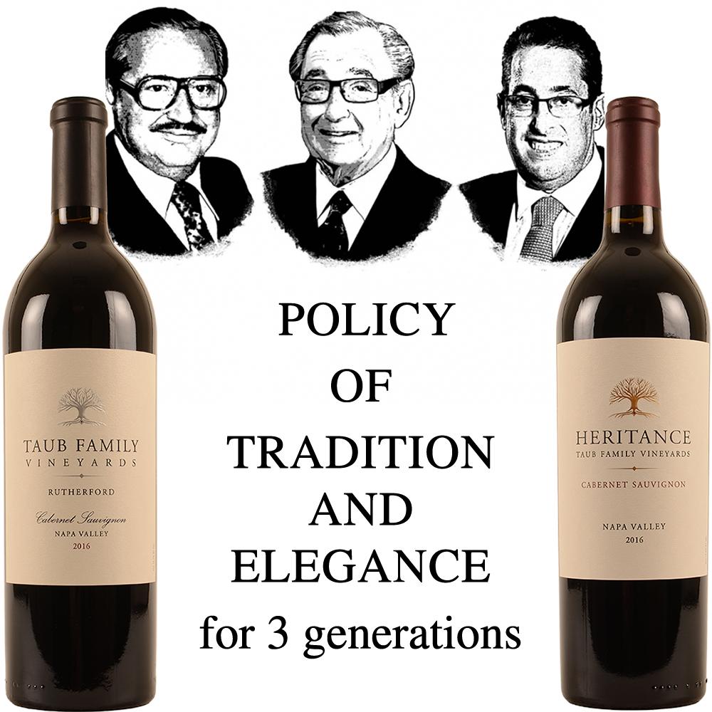 Heritance Amerikaanse wijn USA