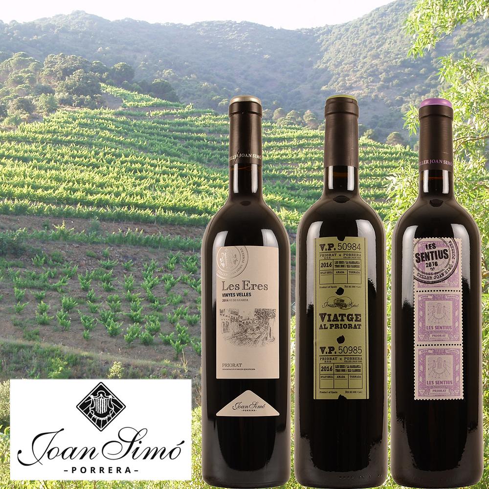 Wijn Joan Simo Spanje Promo