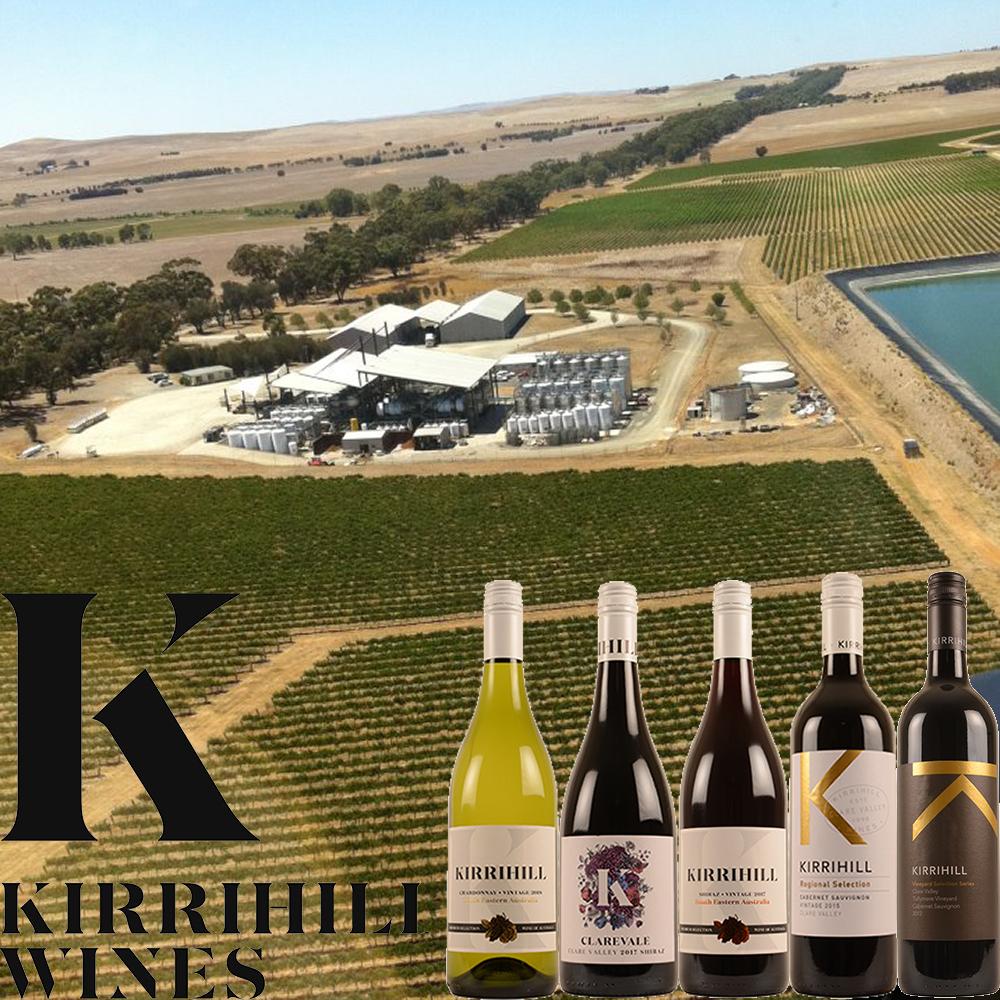 Kirrihill Australië wijn Promo
