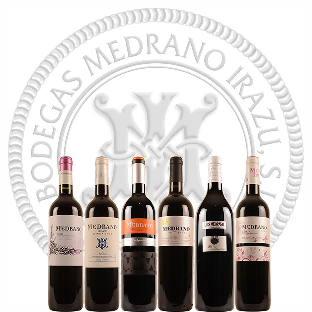 Promo Medrano Irazu Rioja Spanje wijn