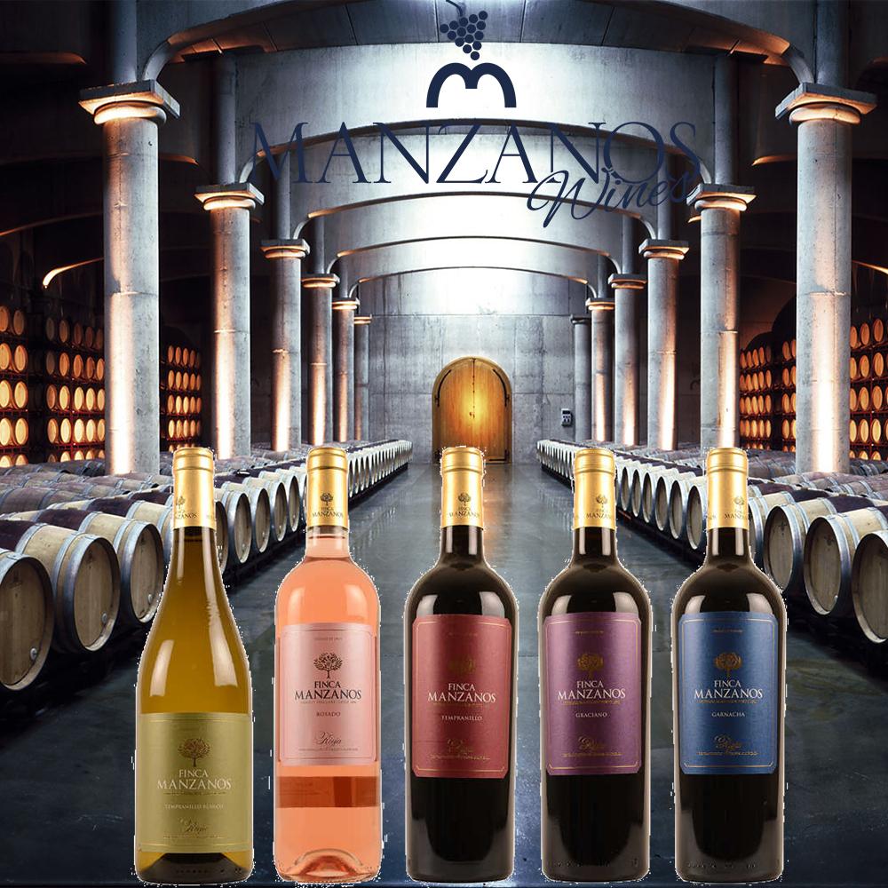 Manzanos wijn Spanje promo