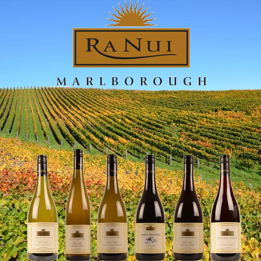 Wijnen Nieuw-Zeeland Ra Nui Promo