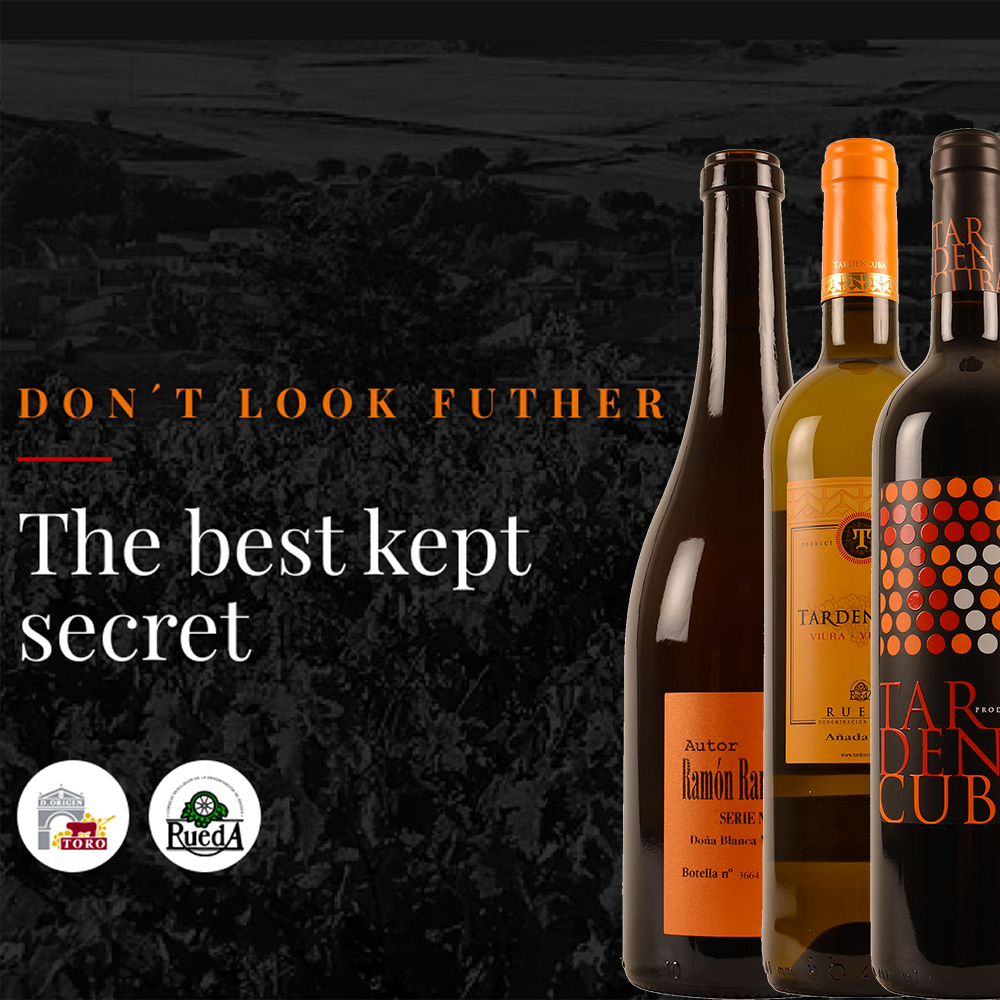 Wijn Tardencuba Spanje Promo