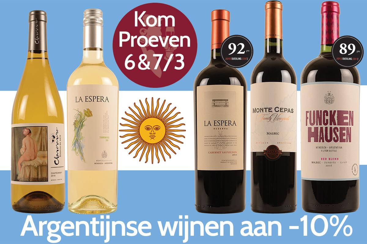 Argentijnse wijnen