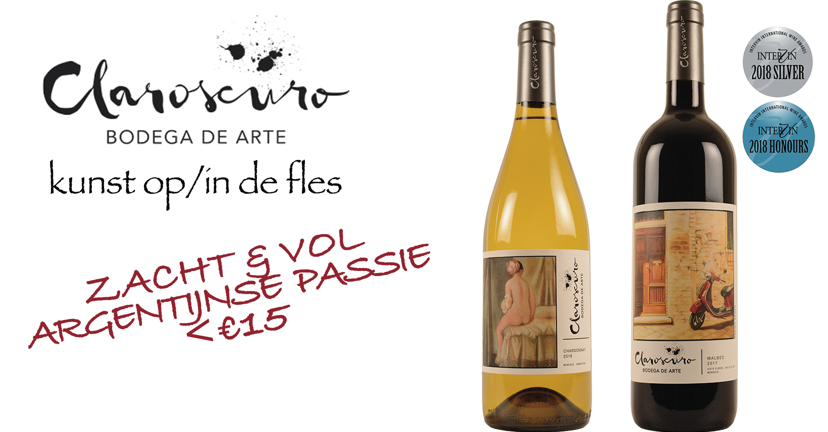 claroscuro Promo Argentijnse wijn Argentinië
