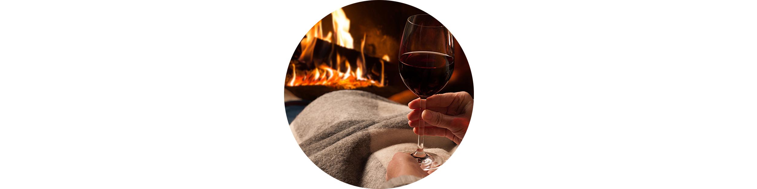 Thuisgenieten wijn herfst promo