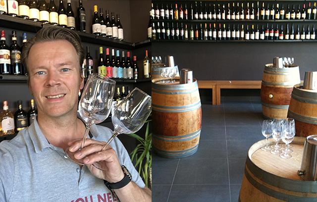 kom proeven wijnproeverij Het Wijnhuis Gent promo korting -21%
