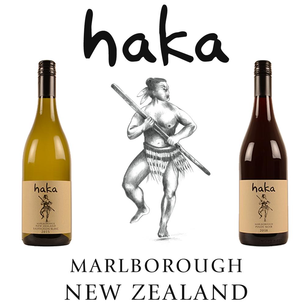 Wijn Haka Nieuw-Zeeland Promo