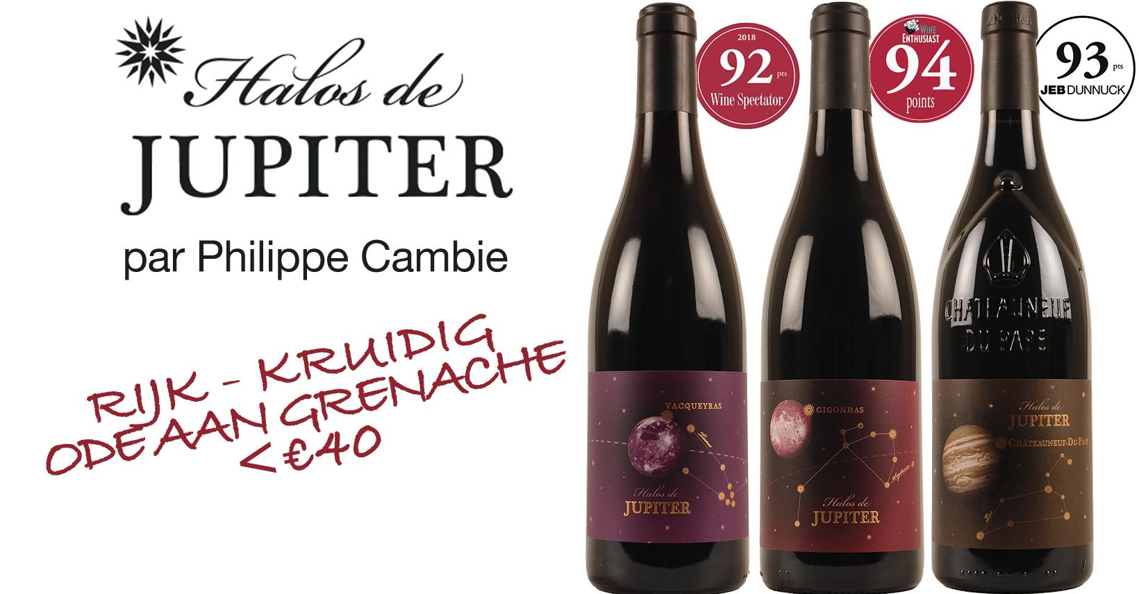 halos de jupiter philippe cambie top wijn frankrijk grenache rhonepromo