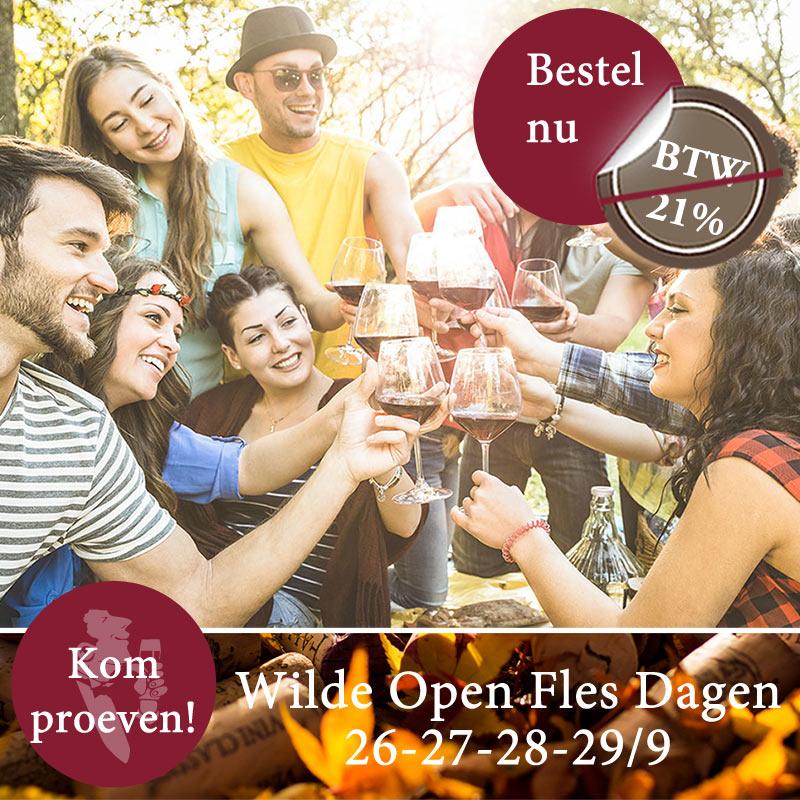 Herfst Open Fles Dagen