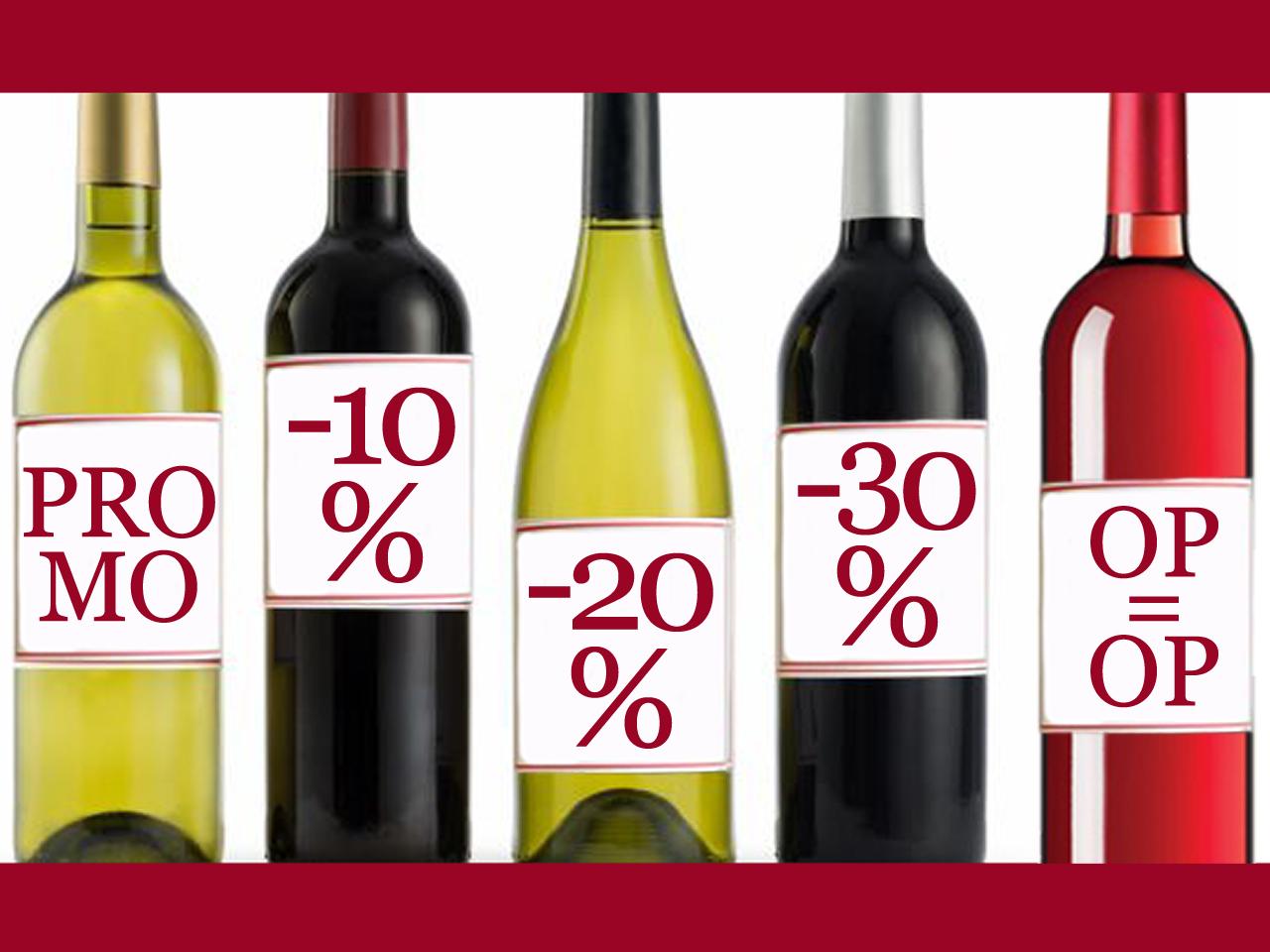 sale uitverkooop wijnen