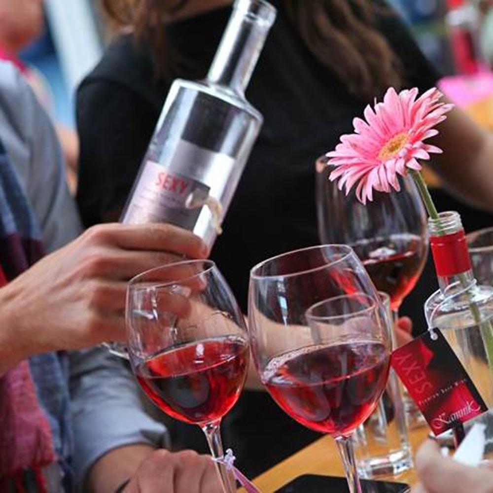 Kamink rosé wijnen
