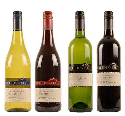 Breedeweelde wijnen