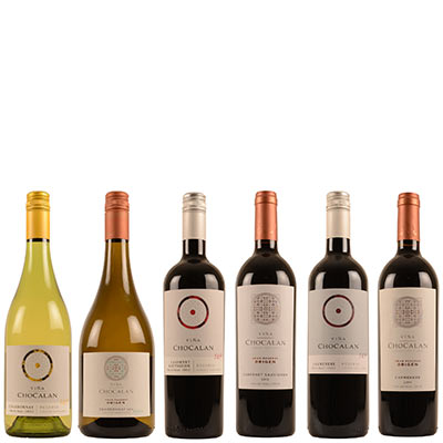 Chocalan wijnen