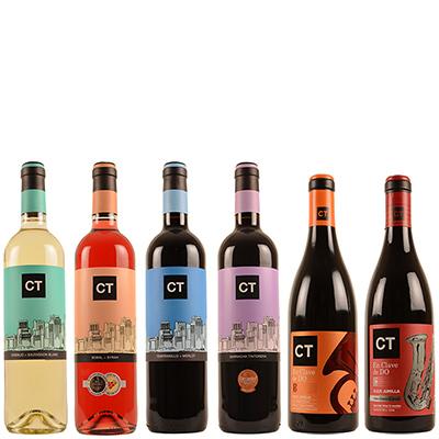 CT - Cortijo Trifillas wijnen