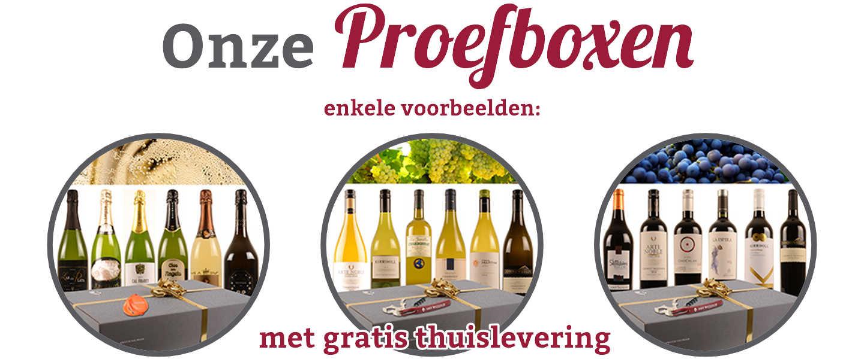 De Proefboxen