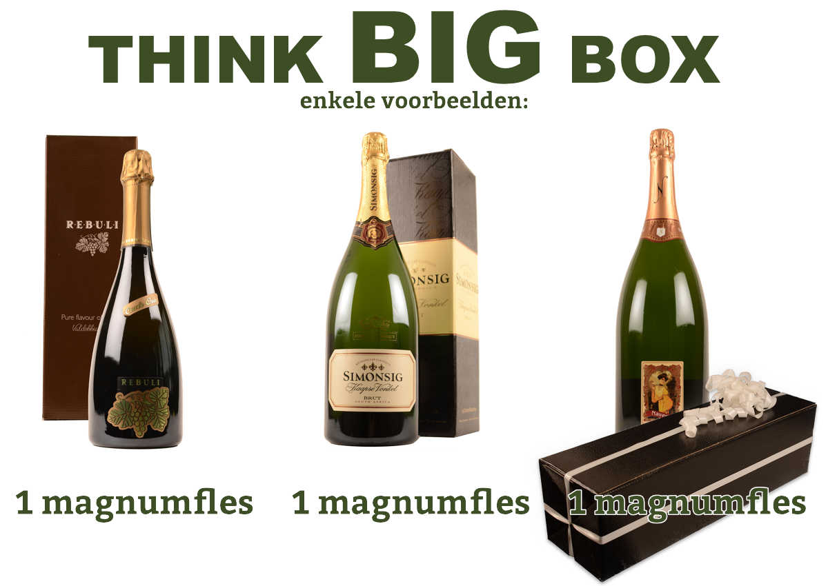 Think Big Box