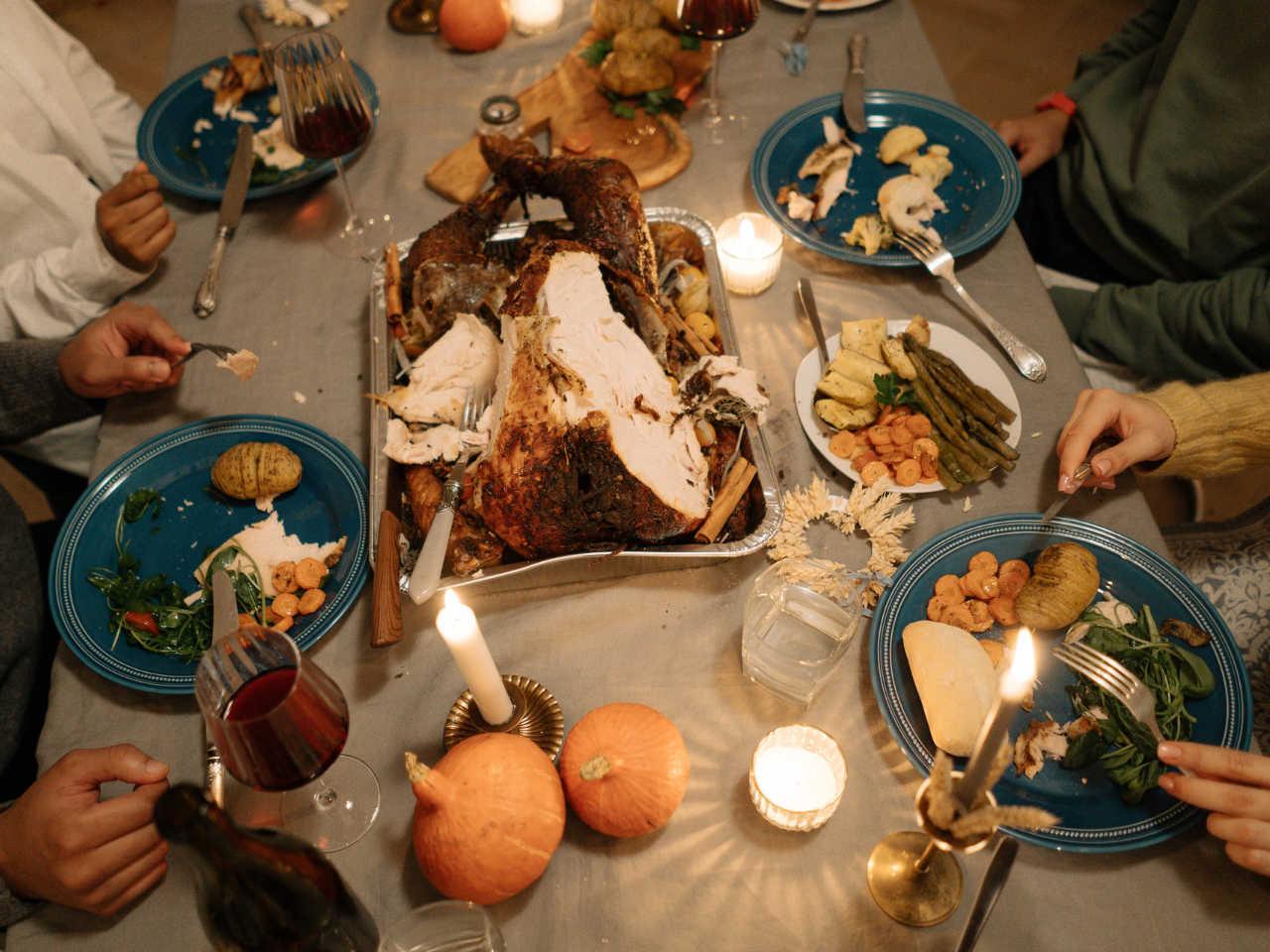 Feestelijke gerechten