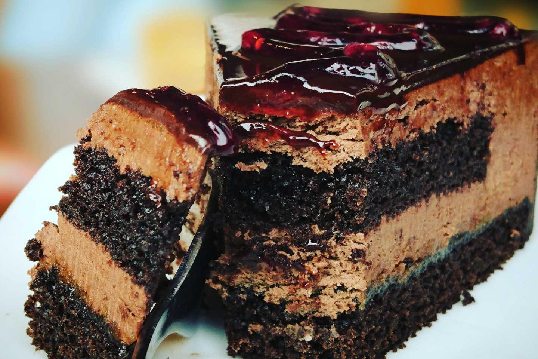 Dessert en zoet
