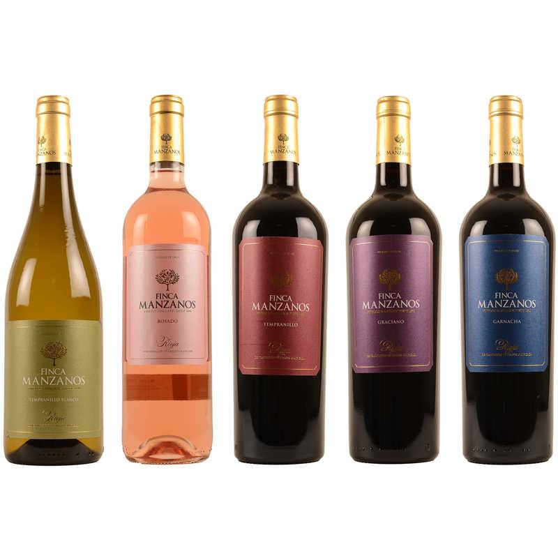 Finca Manzanos wijnen