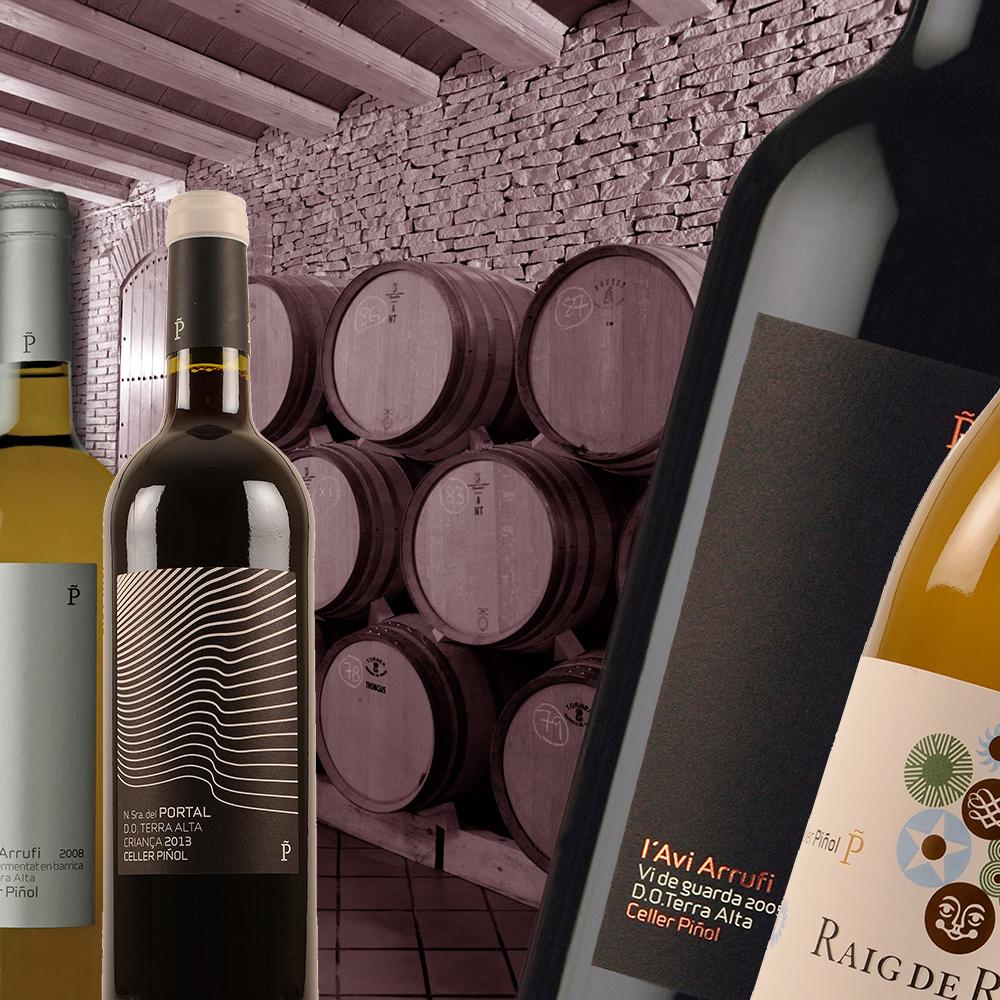 Promo Cellar Pinol wijn spanje