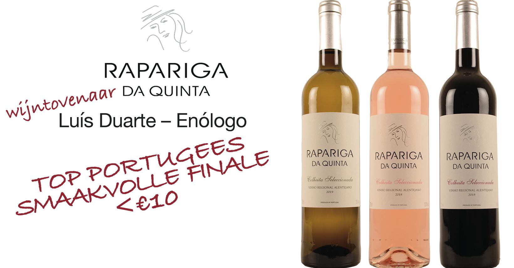rapariga portugees luis duarte top Promo wijn portugal