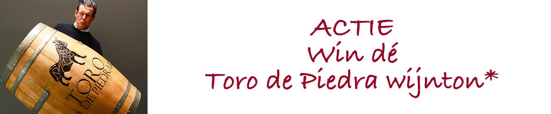 Toro de Piedra Chileense top wijnen reserva wedstrijd