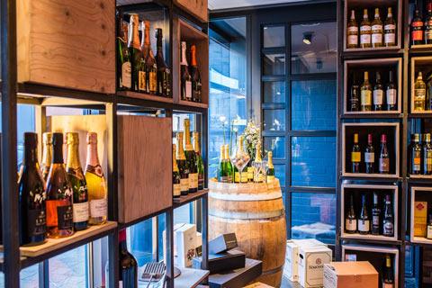 Het Wijnhuis Essen