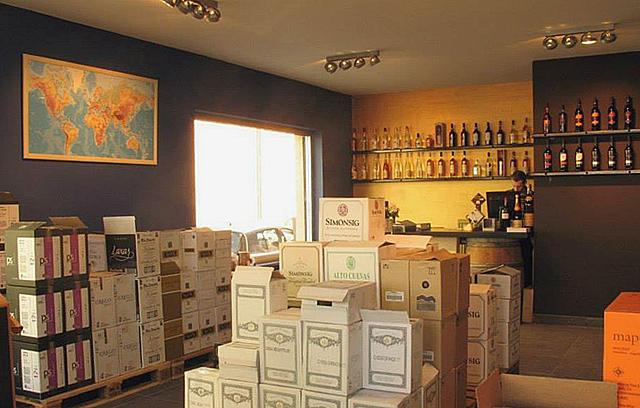 Het Wijnhuis Gent