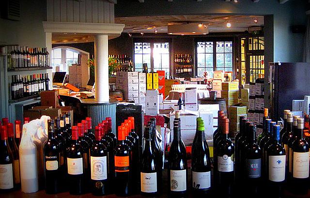 Het Wijnhuis Hoogstraten
