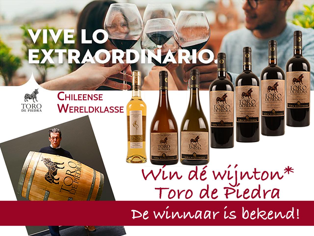 Toro de piedra promo 5+1 gratis winnaar wijnton
