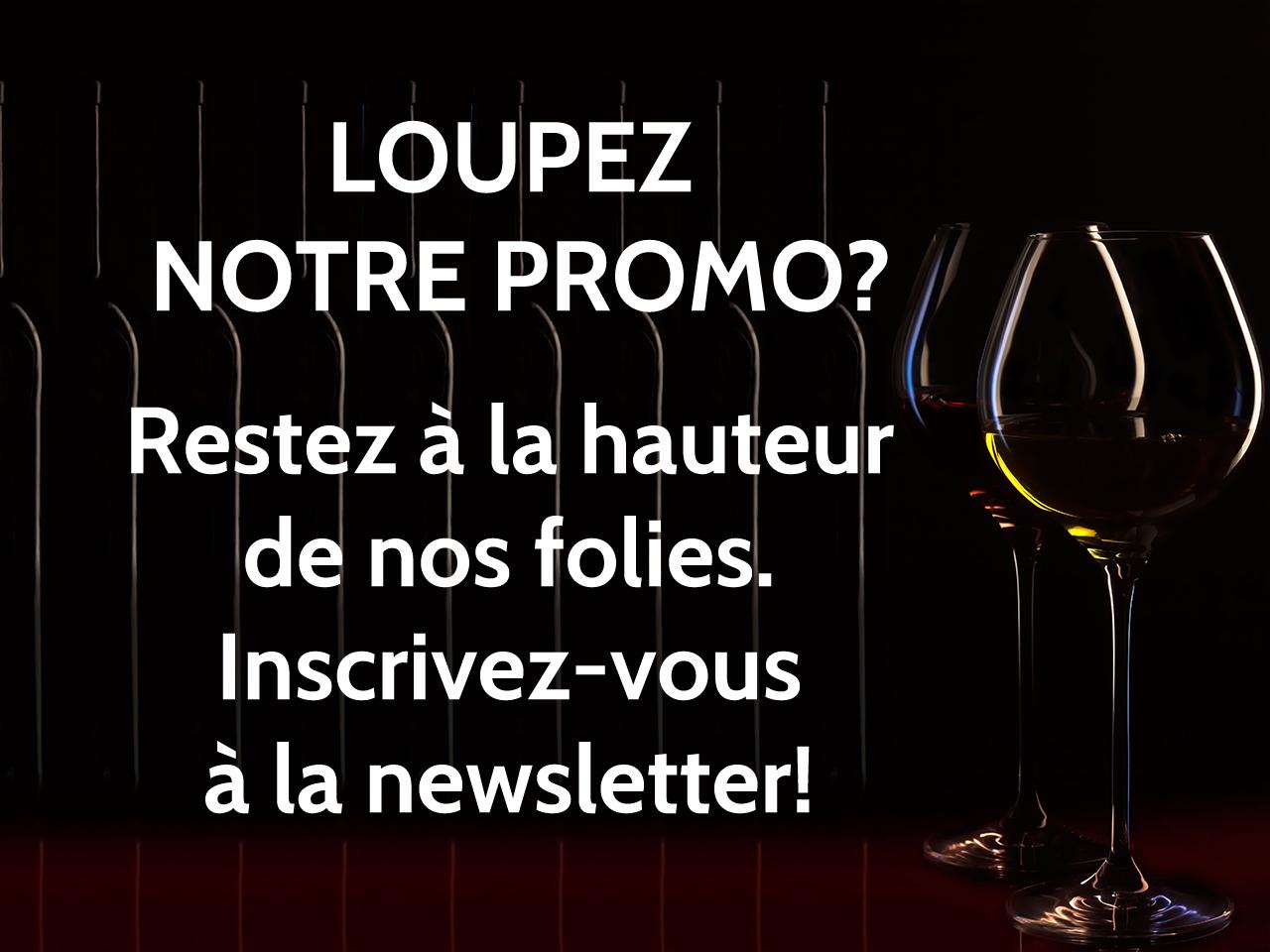 promo 4 + 2 offertes espagne Rioja crianza as laxas albarino