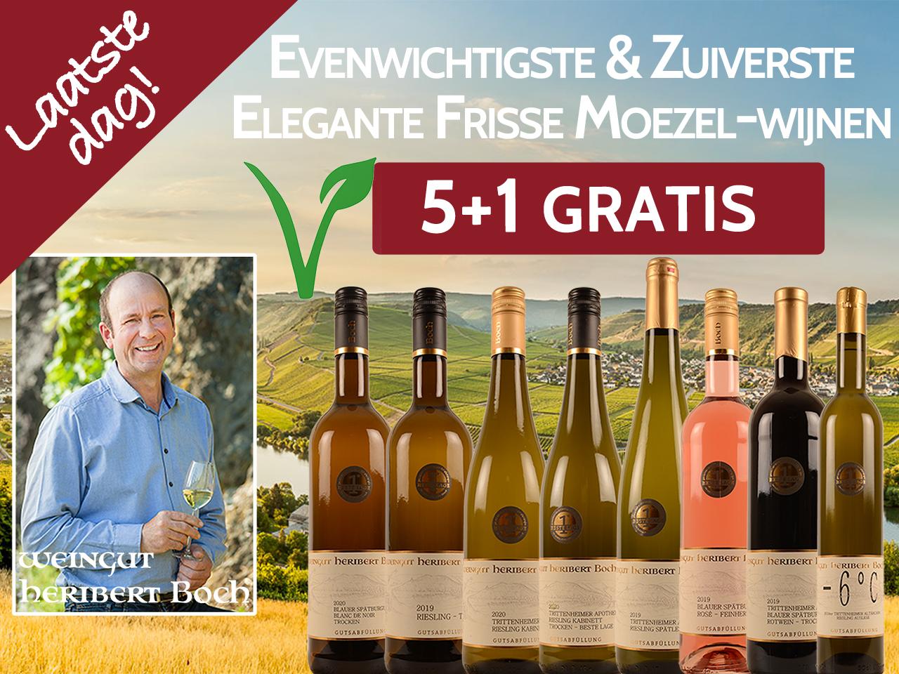 Weingut Boch promo 5+1 gratis